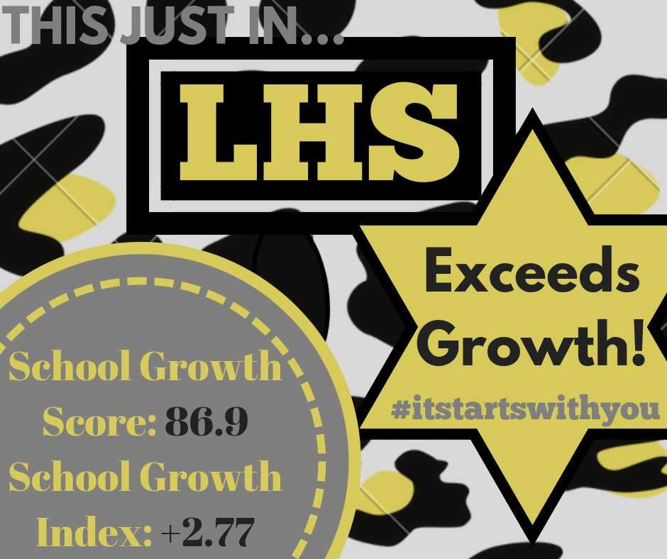LHS Exceeds Growth!!!