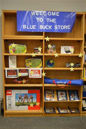 PICTURE OF BLUE BUCK STORE