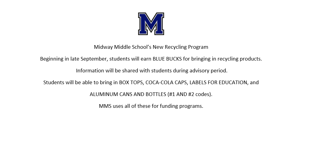 Midway Middle School / Homepage